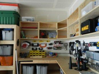 Как самому сделать верстак в гараже: практические советы