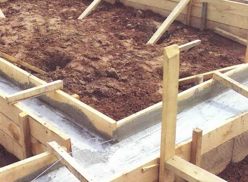 Строительство гаражей из пеноблоков под ключ