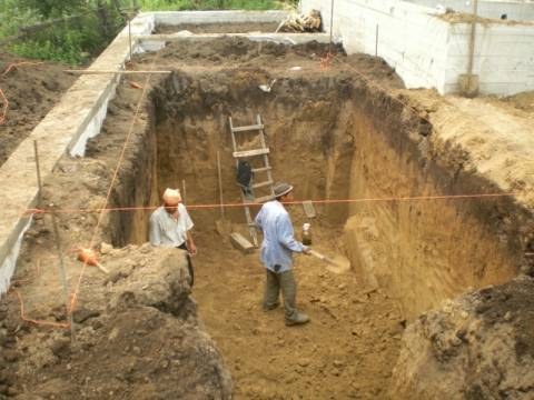 Делаем планировку на начальной стадии строительства