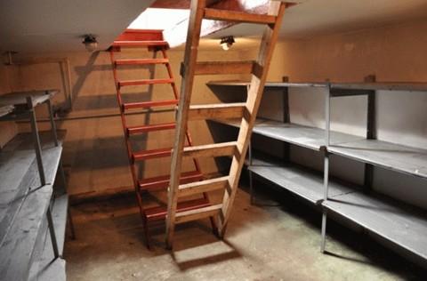 Строительство гаража с погребом