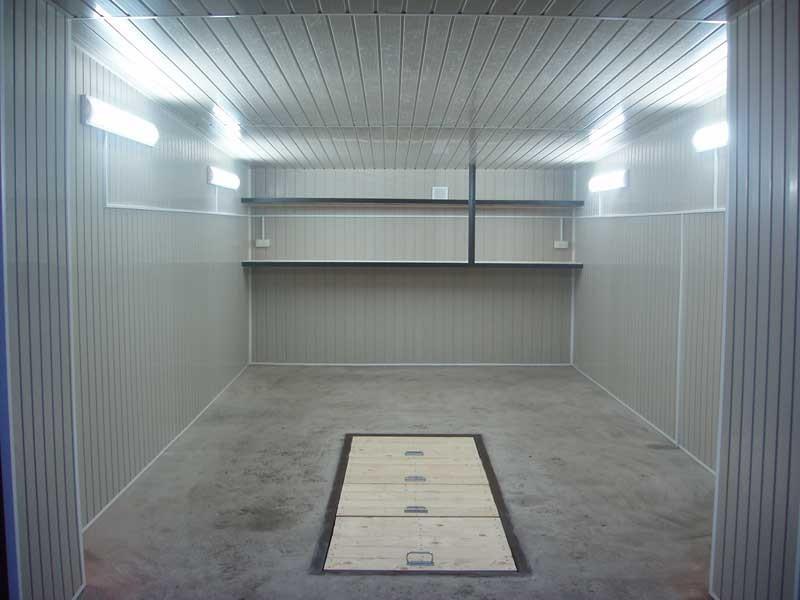 Освещение для гаража