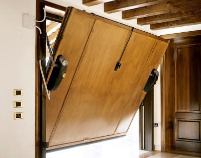 Автоматические гаражные двери