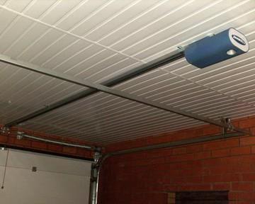 Лампы накаливания в гараже