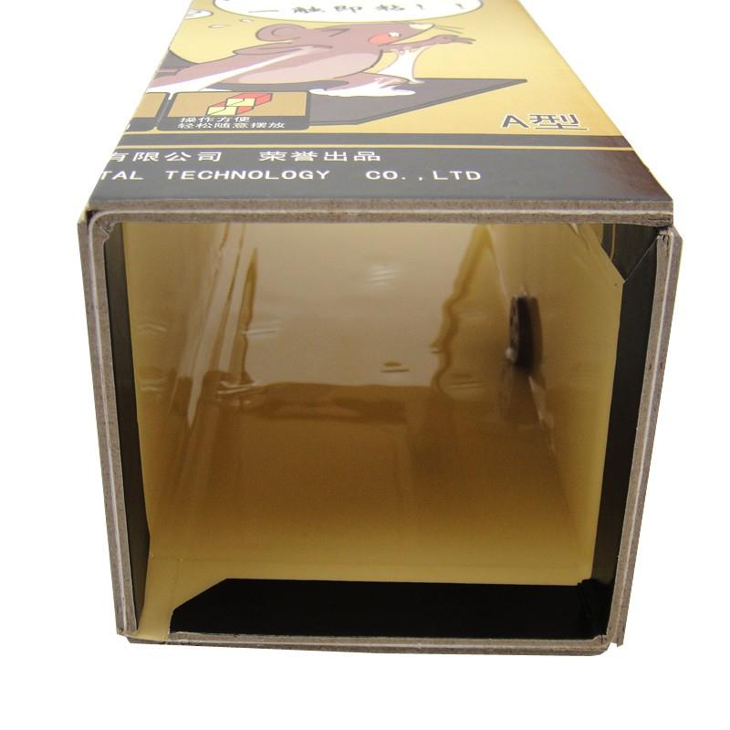 Пример клеевой ловушки для мышей и крыс