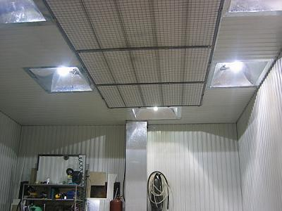 Свет в гараже своими руками