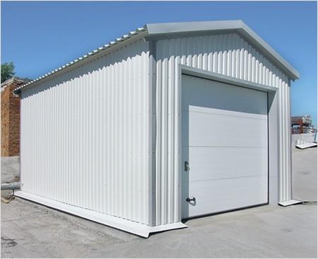 Типовой проект гаража