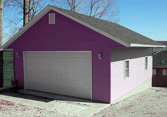 Какие материалы можно использовать для строительства гаража
