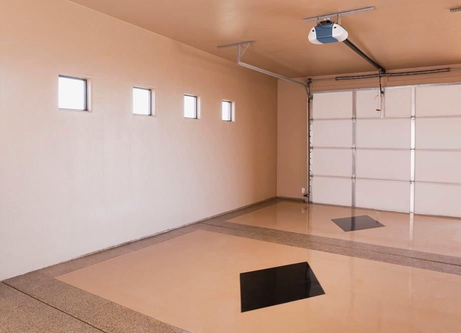 Описание материалов для внутренней отделки гаража