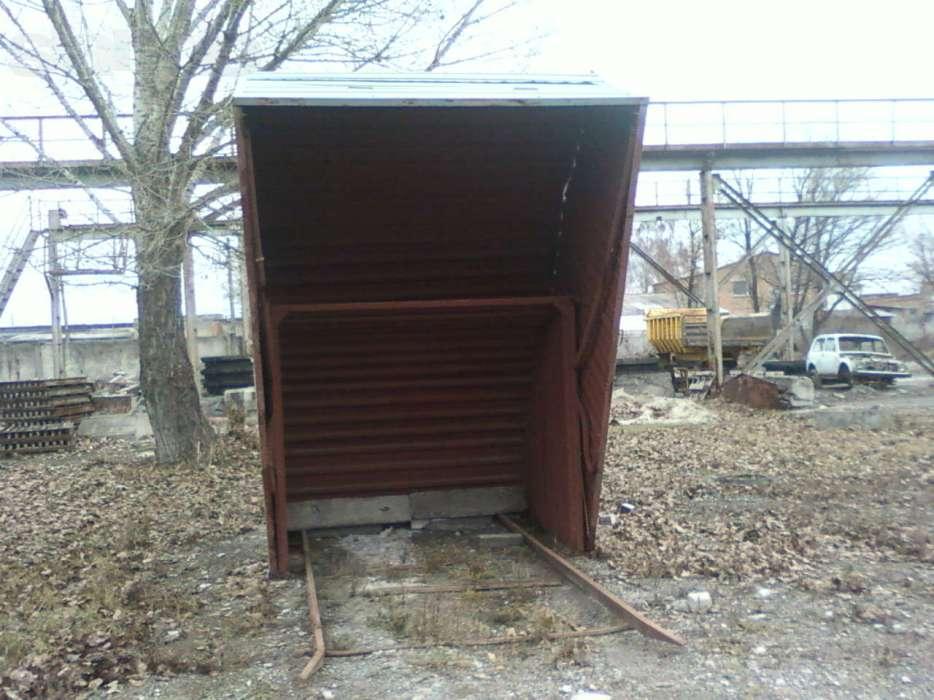 Подготовка площадки под гараж-ракушку
