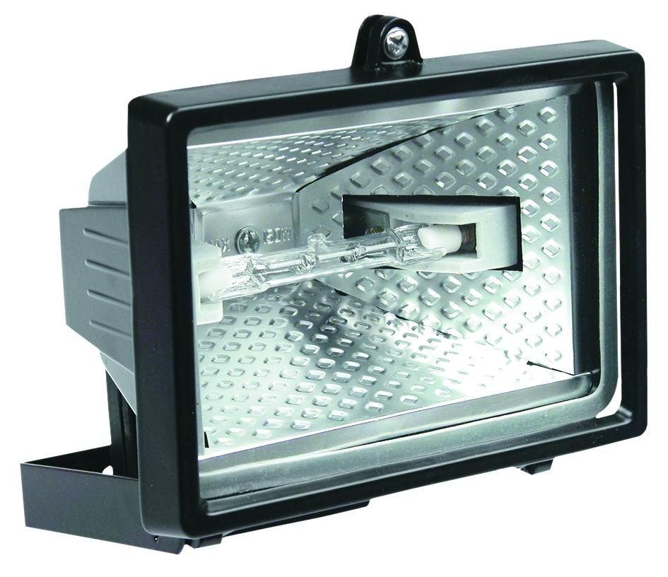 Пример светильника с галогенной лампой