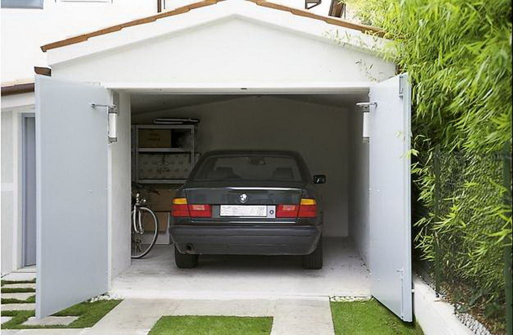 Размер ворот в гараже