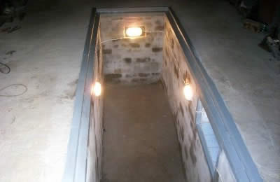 Светильники для ямы в гараже