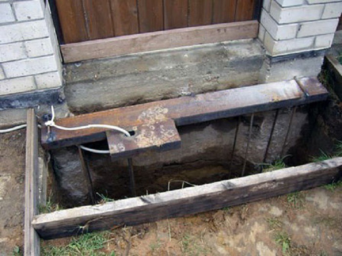Установка электропривода откатных ворот