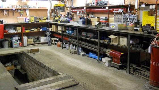 Чем можно заняться в гараже