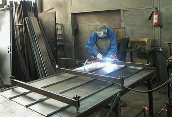 Делаем изделия из металла