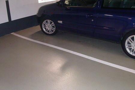 Использование рулонного резинового покрытия для гаража