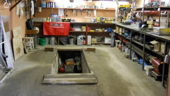 Малое производство в гараже