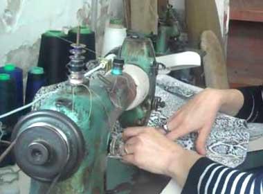 Мастерская по пошиву
