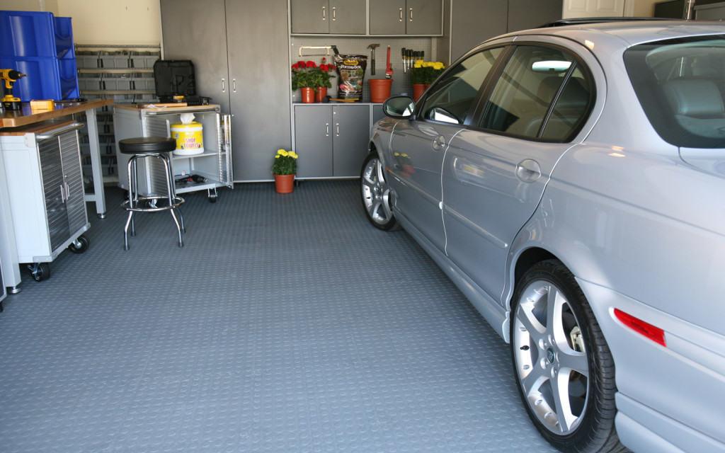 Покрытие для гаража