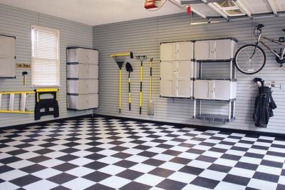 Применяем керамику для гаража