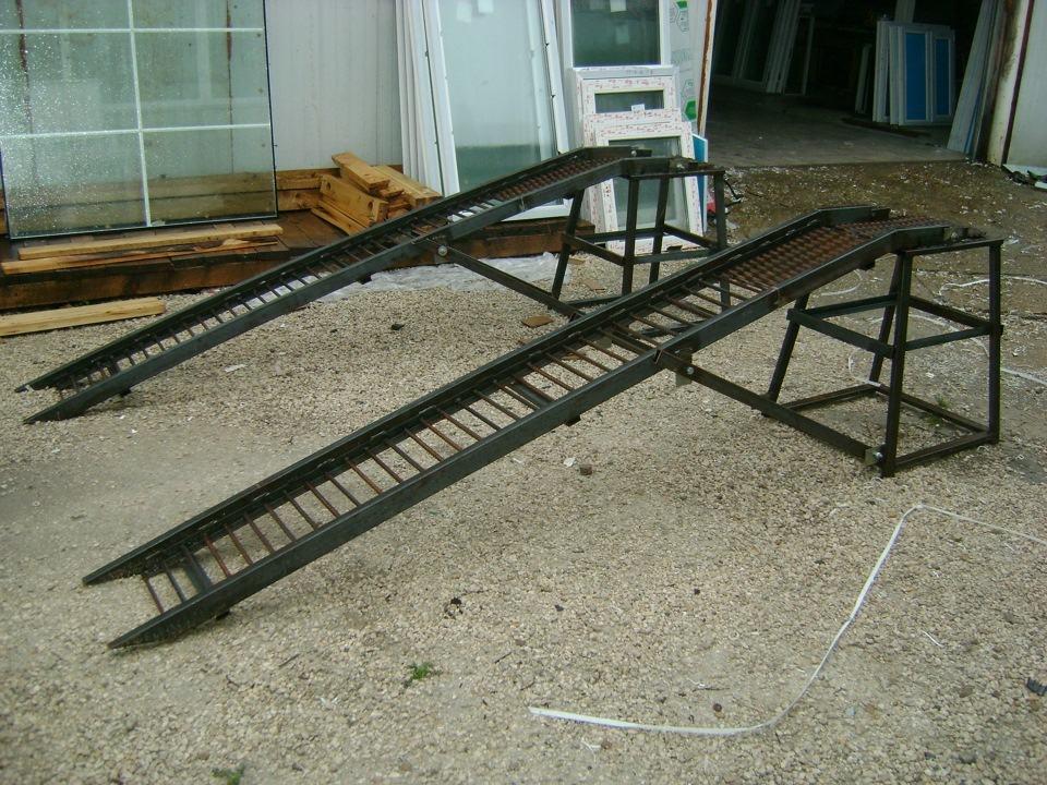 Сборно-разборная металлическая конструкция