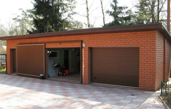 Как обслуживать гаражные автоматические ворота