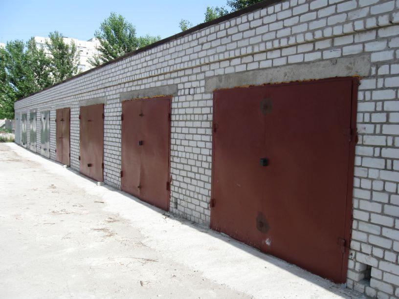 Схема гаражных кооперативов