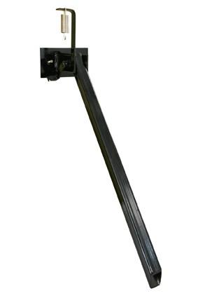 Стопор для гаражных ворот «антиветер»
