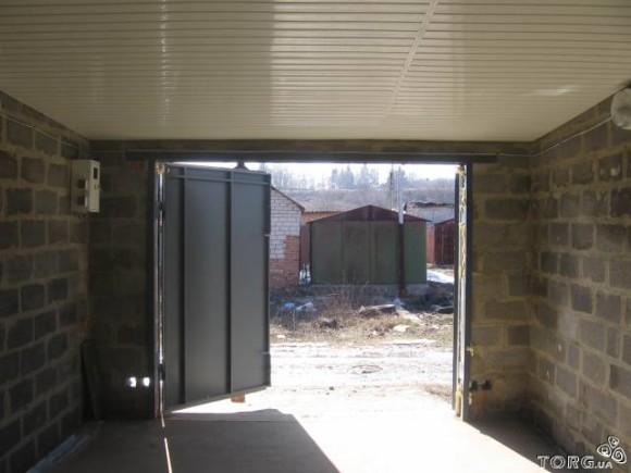 Фото гаража из шлакоблоков