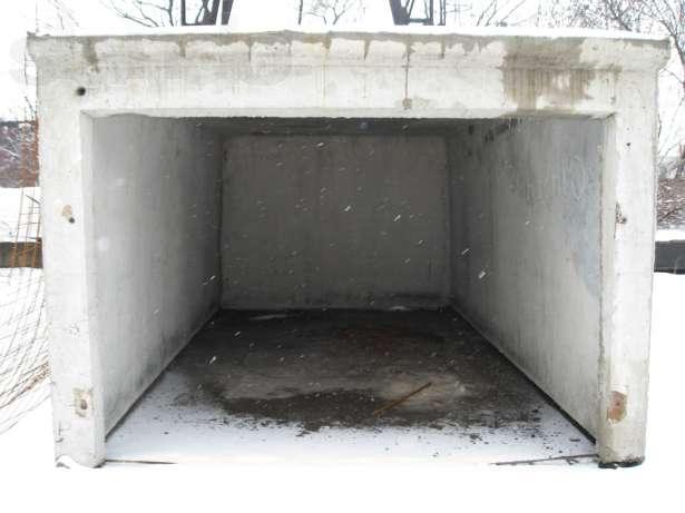 Монолит под гараж