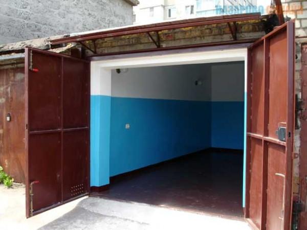 Оформление частного гаража
