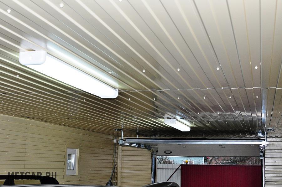Подключение гаража к электросети