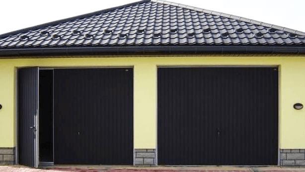Сделай сам ворота гаражные