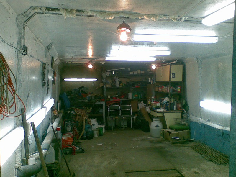 Создание схемы электропроводки в гараже самостоятельно
