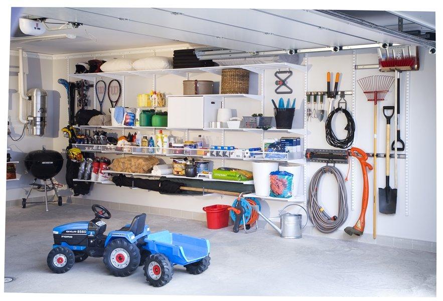 Гаражное хранение автомобиля