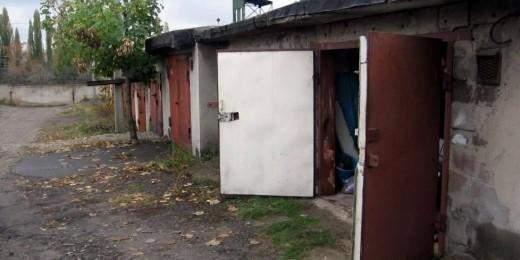Вскрыли гараж, что делать