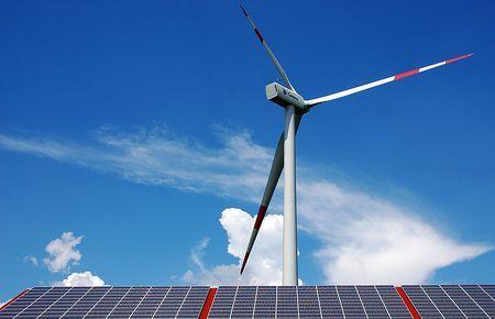 Фото ветряка для выработки электроэнергии