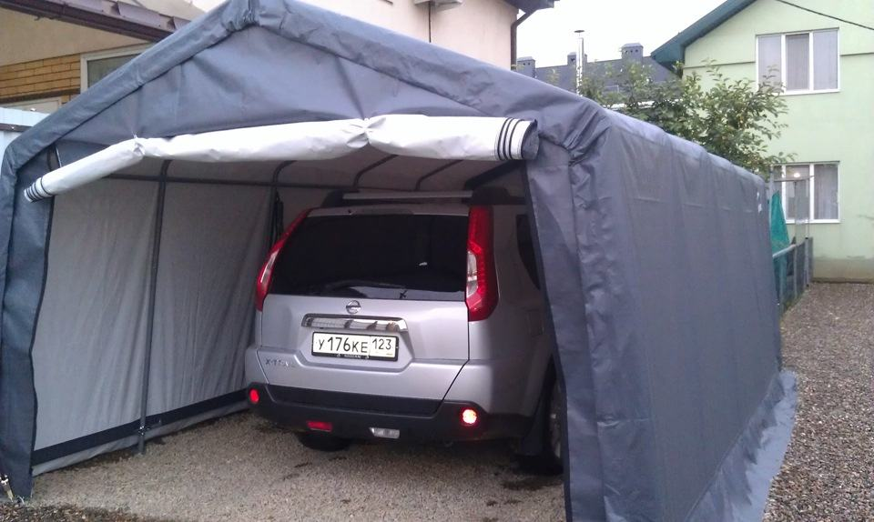 Вес металлического гаража 3х5