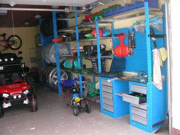 Оборудование гаражей своими руками