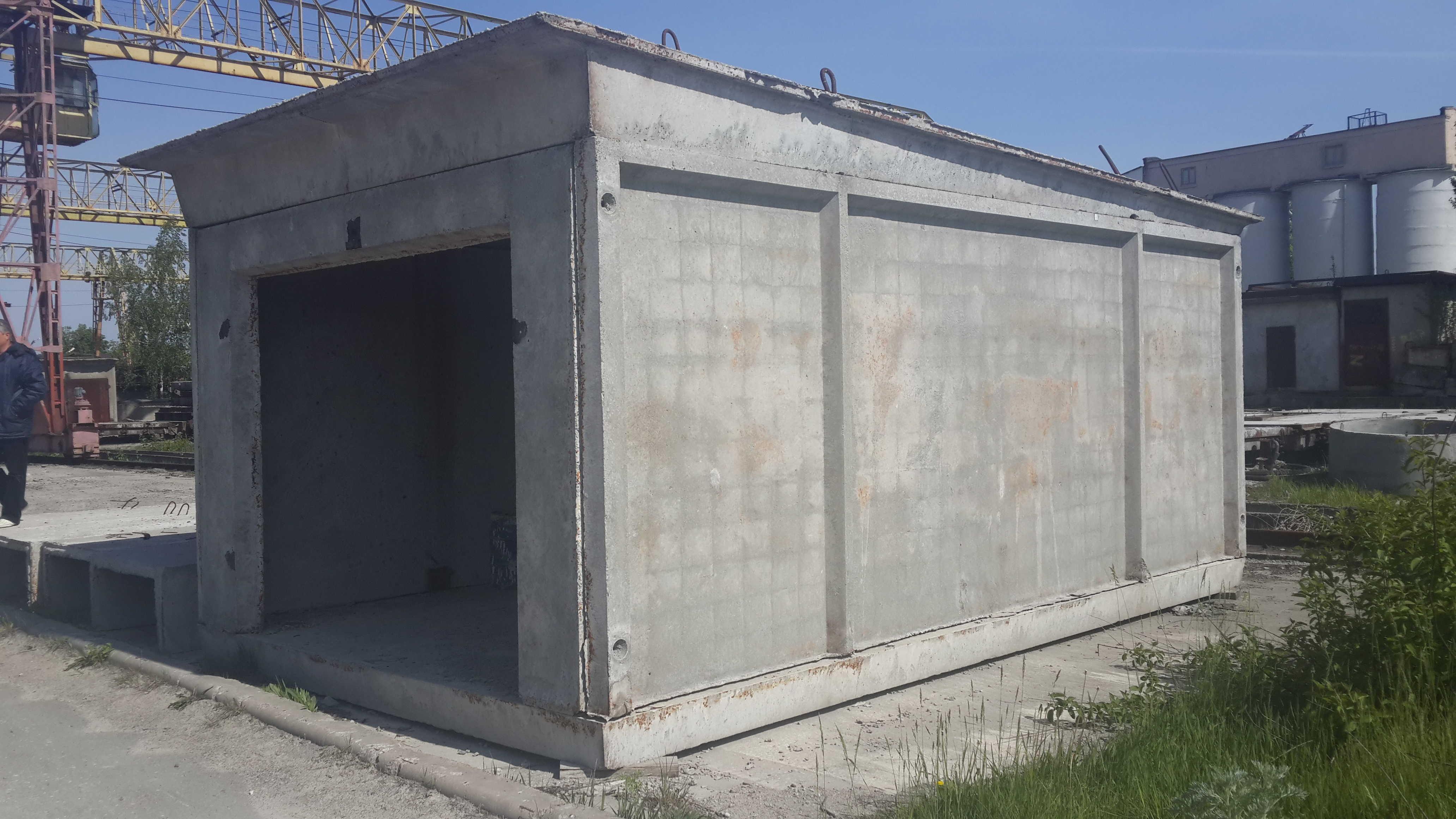 Как построить гараж из плит своими руками фото 906