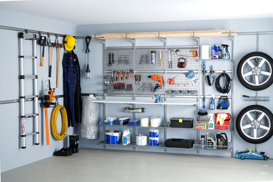 Оборудование для гараж своими руками