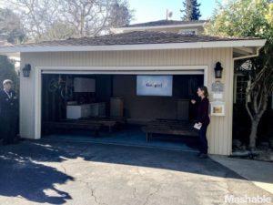 Нестандартное использование гаража