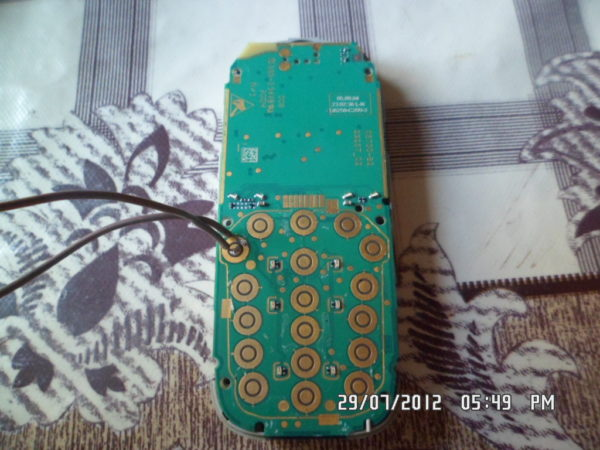 Подключение системы сигнализации к мобильному телефону