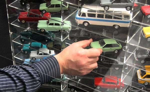Стеллаж для моделей своими руками
