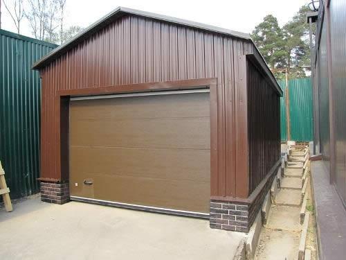 Правильное расположение гаража на участке – важный фактор безопасности и спокойствия.