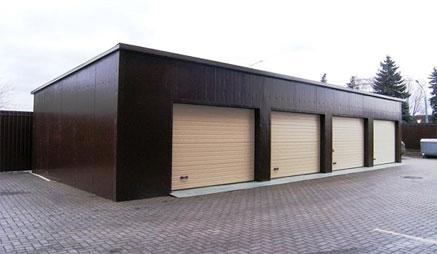 Строительство общего крытого гаража требует выполнения определенных санитарных и противопожарных норм и правил.