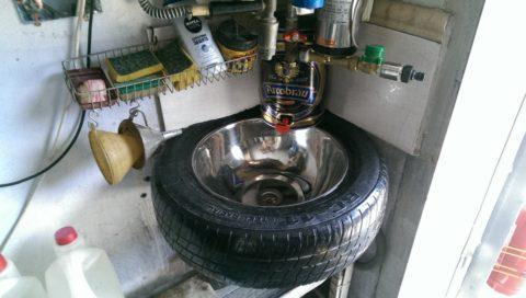 Водопровод в гараже