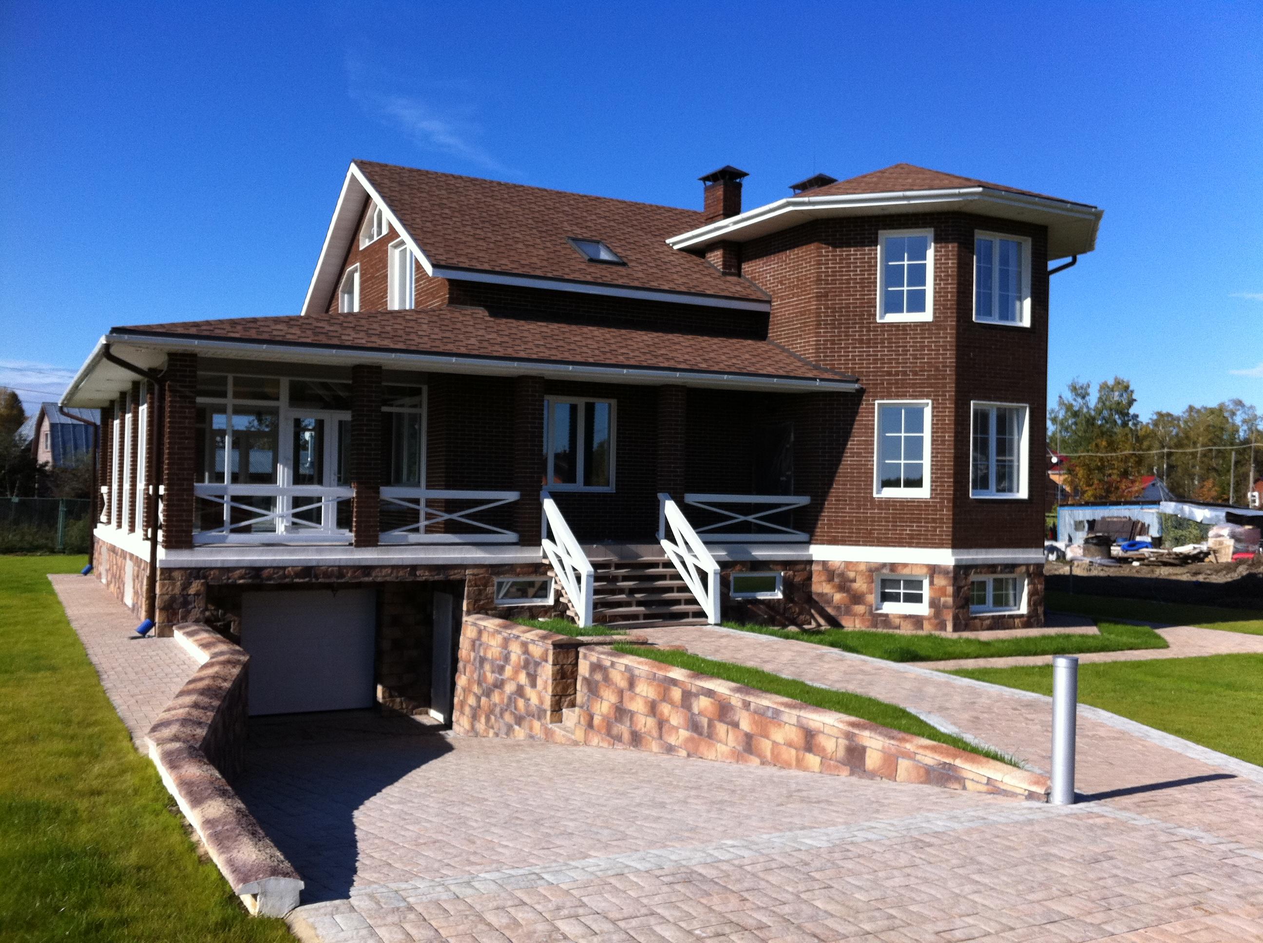 Проекты домов 98