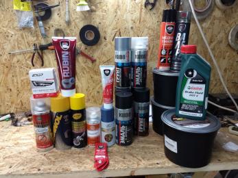 Креатив в интерьере гаража: лайфхаки для обустройства «мужской кухни»