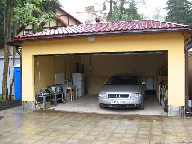 Как оформляется покупка гаража